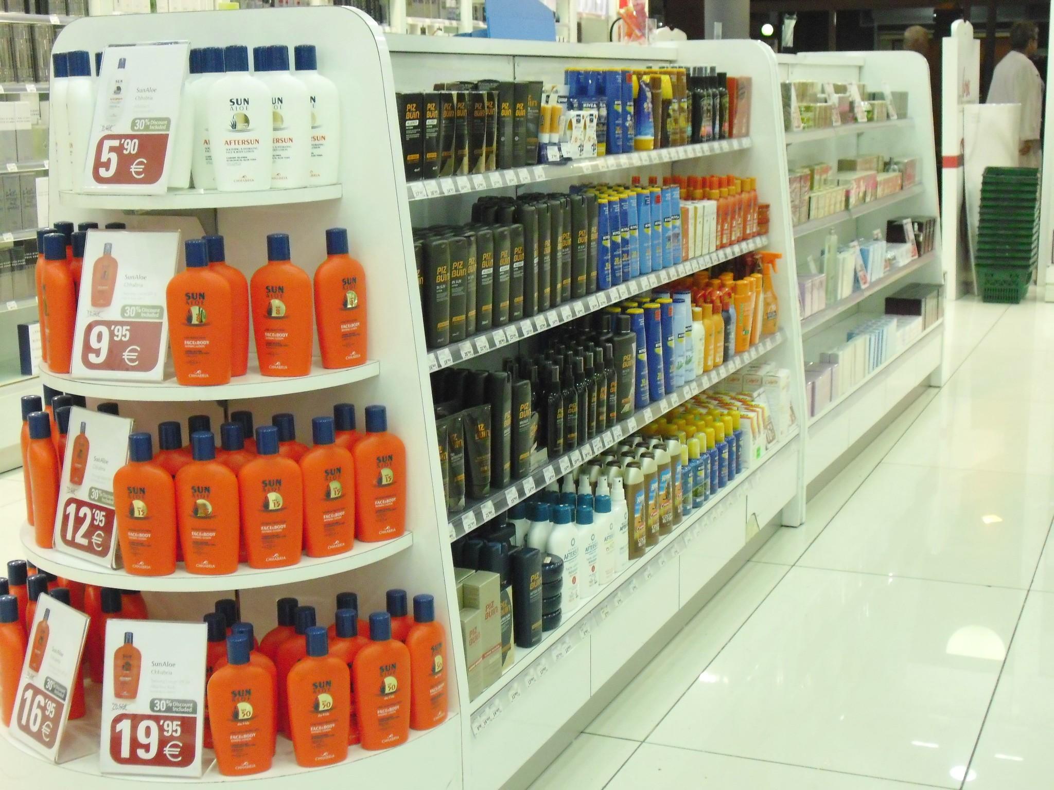 Arredamenti per profumerie compra in fabbrica for Negozi arredamento messina